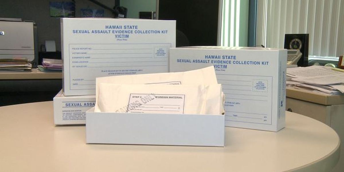 Backlogged rape test kits produce several possible leads