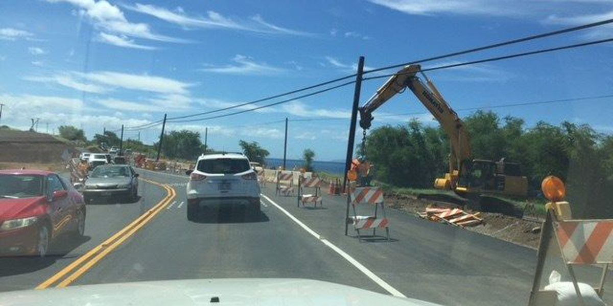 New phase of Lahaina bypass creates gridlock for Maui residents