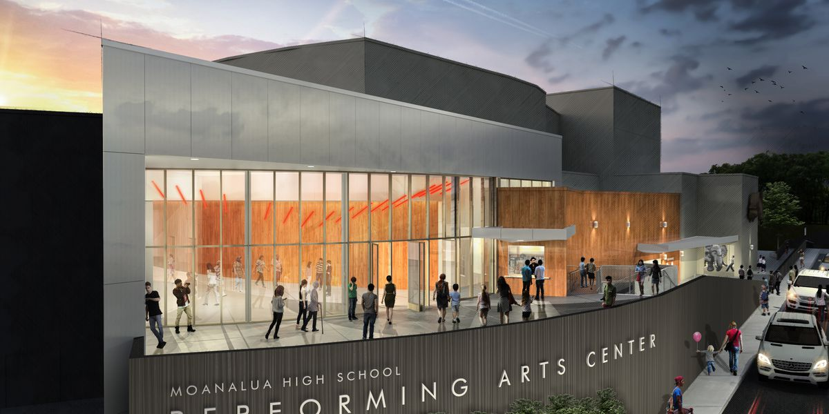 Lawmakers explore new operations model for state-of-the-art performing arts center