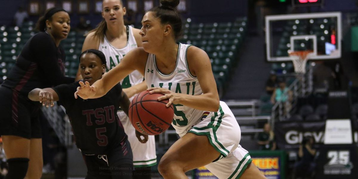 Wahine fall 74-57 to Texas Southern in Bank of Hawaii Classic