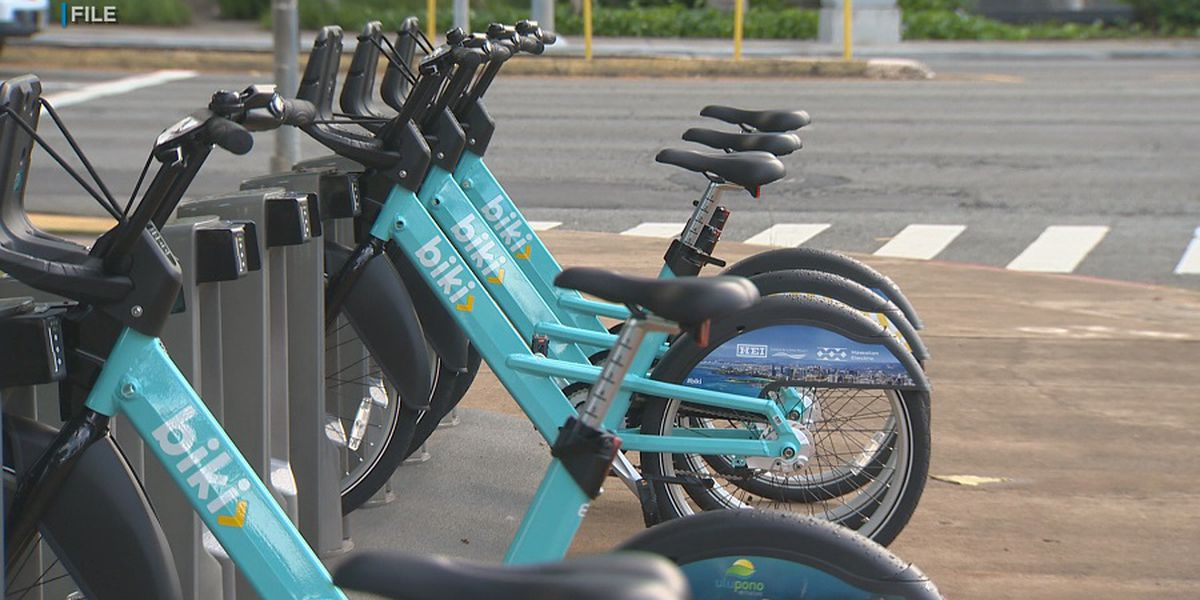 Biki increasing rates for walk-up ride rentals