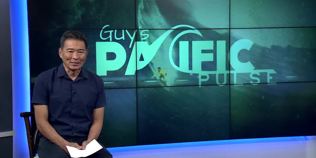 Pacific Pulse: Hagi's Surf Vlog Round-up