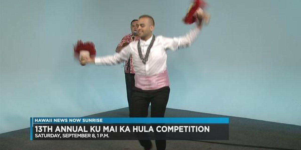 The 13th annual Ku Mai Ka Hula Competition is back!