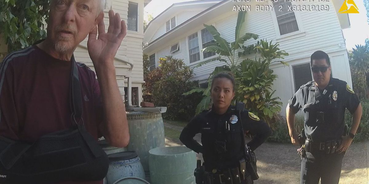 Body camera footage shows 2019 encounter between suspect, officer killed in line of duty