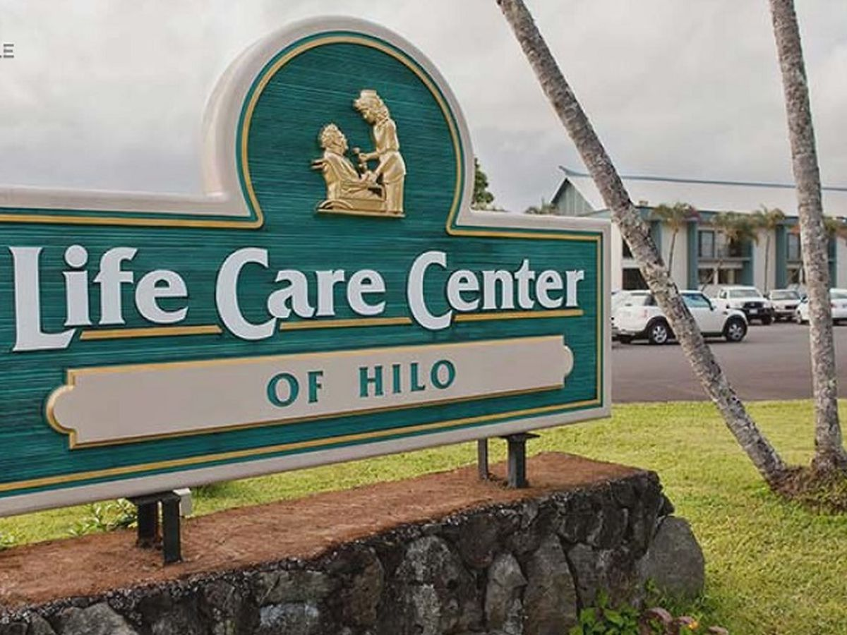 Another long-term care facility in Hilo dealing with COVID-19 outbreak