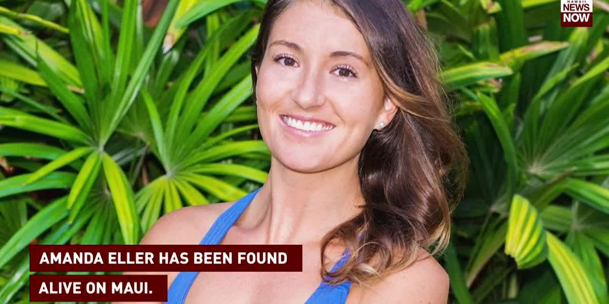 Hiker that went missing on Maui has been found