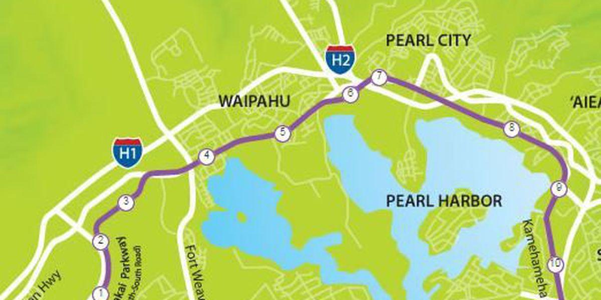 HART awards construction contract for Waipahu rail stations