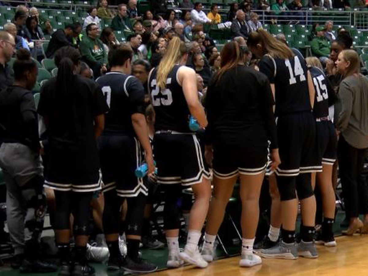 Anteaters take care of Rainbow Wahine 53-48