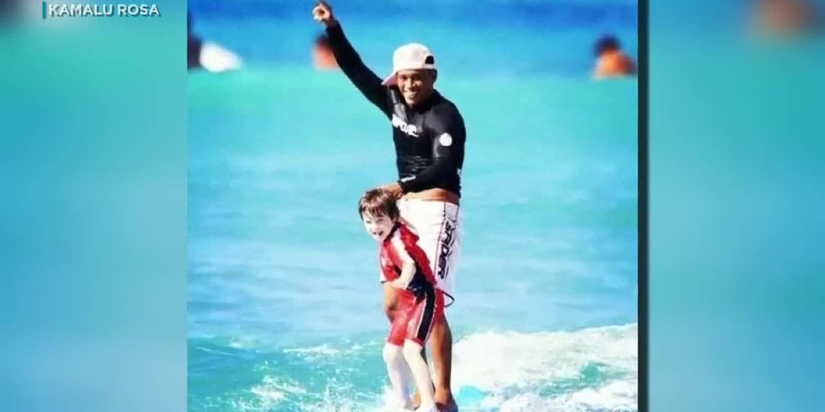 Surf instructor's quiet acts of kindness help those with special needs enjoy the ocean