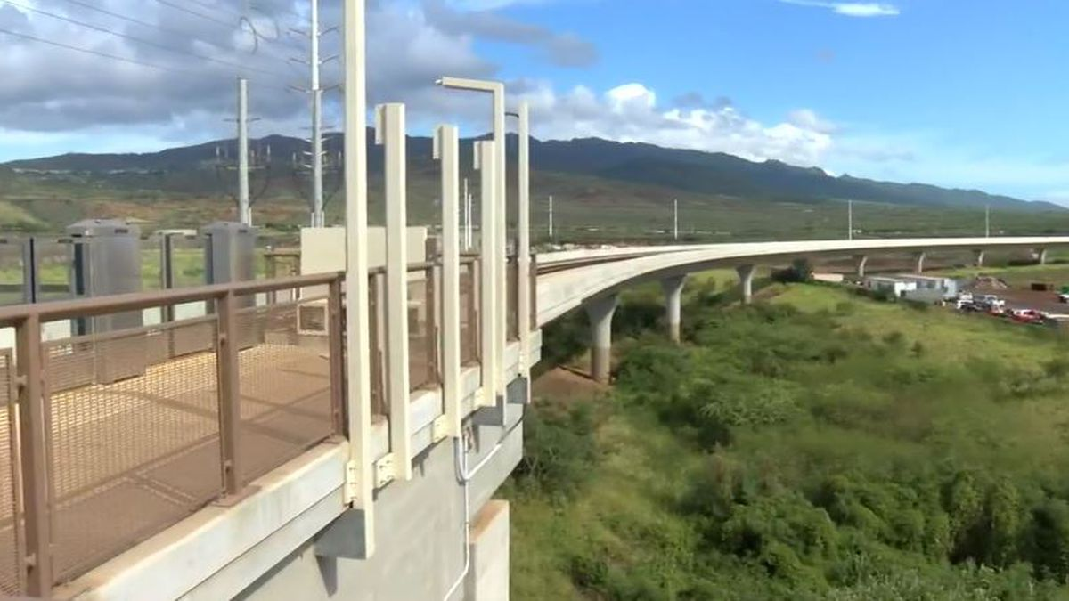 Kapolei residents raise concerns over development as rail is poised to roll