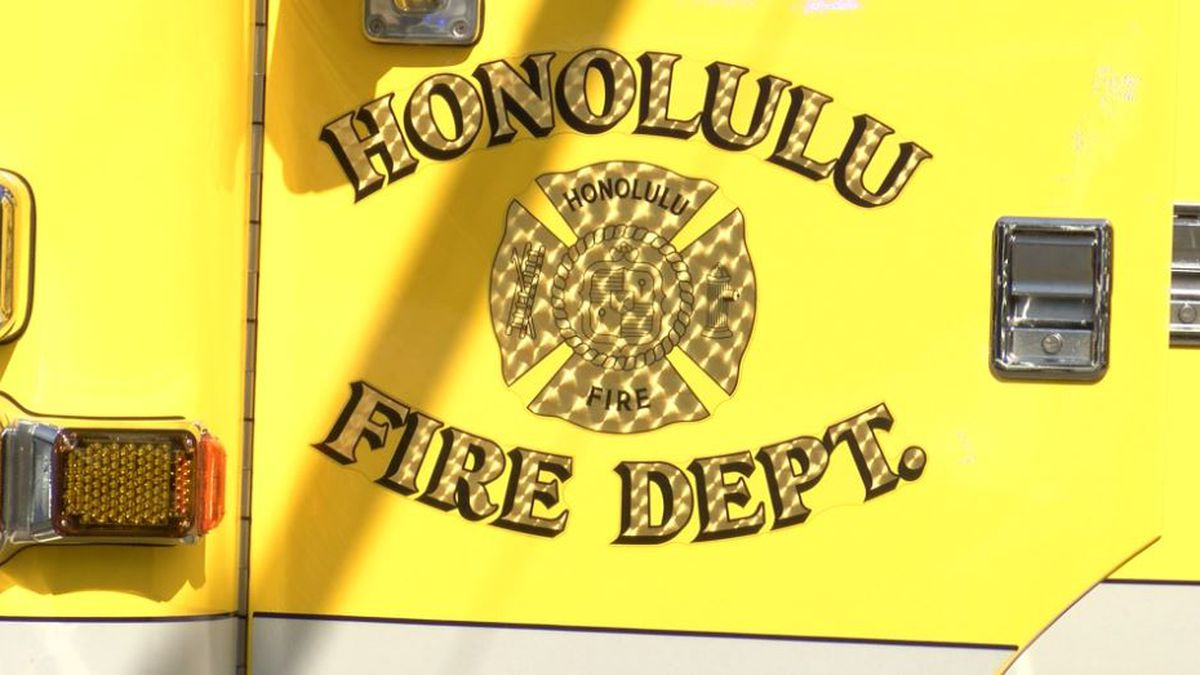 8th Honolulu firefighter tests positive for COVID-19