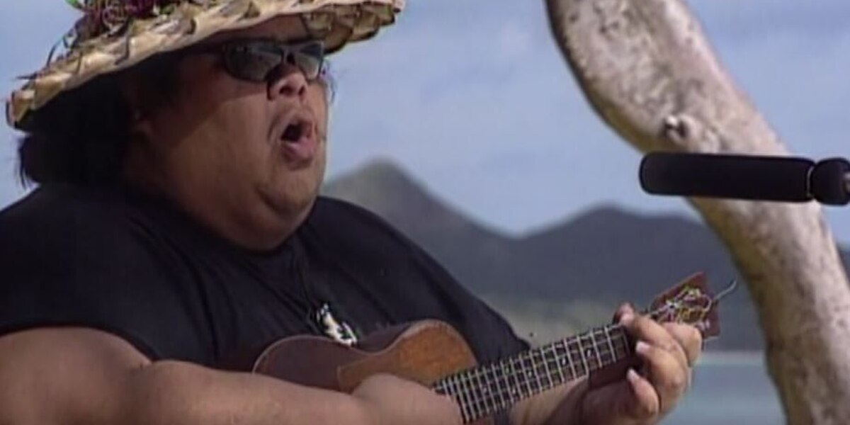 'The spirit of aloha': IZ changed Hawaiian music forever. His legacy is so much more than that