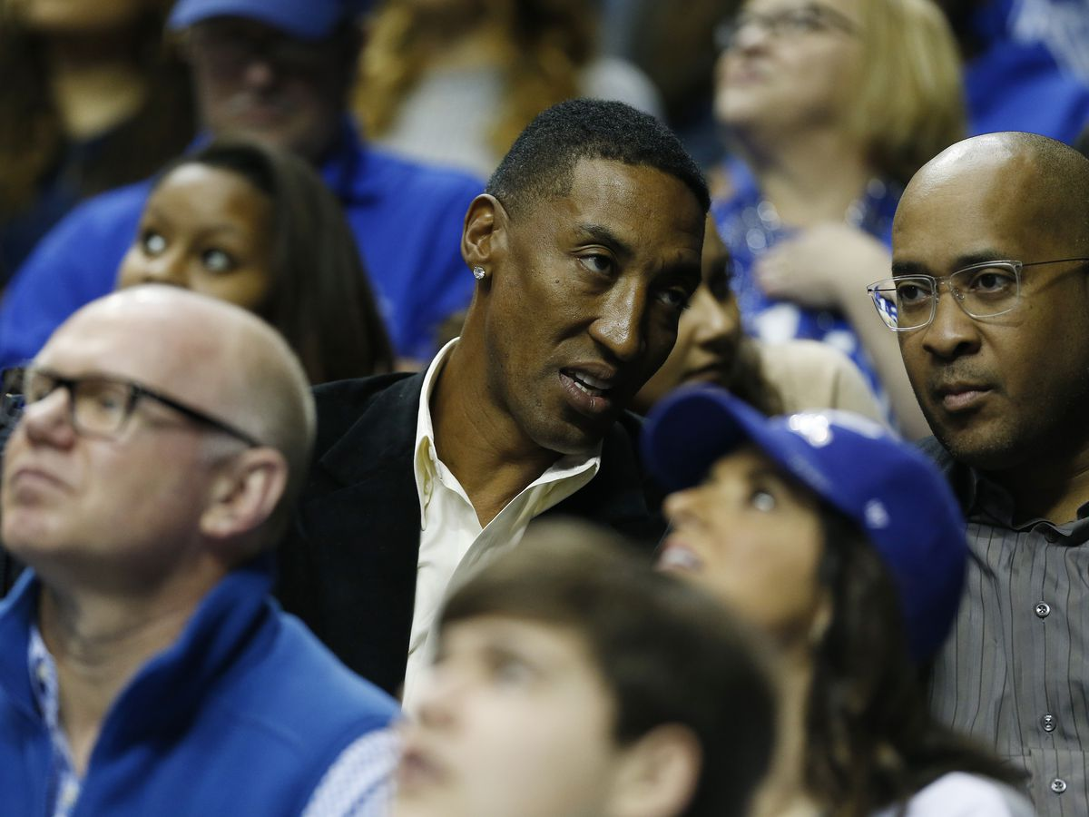 Antron Pippen, Scottie Pippen's oldest son, dies at 33