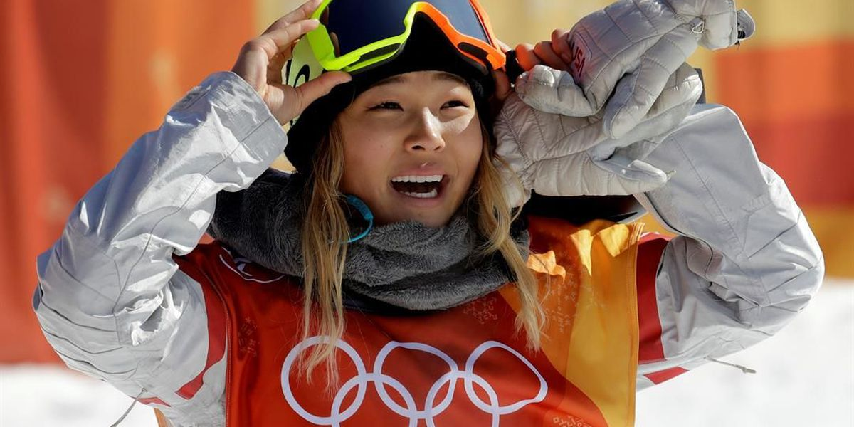 Olympian Chloe Kim's 'breakfast of champions'? Spam!