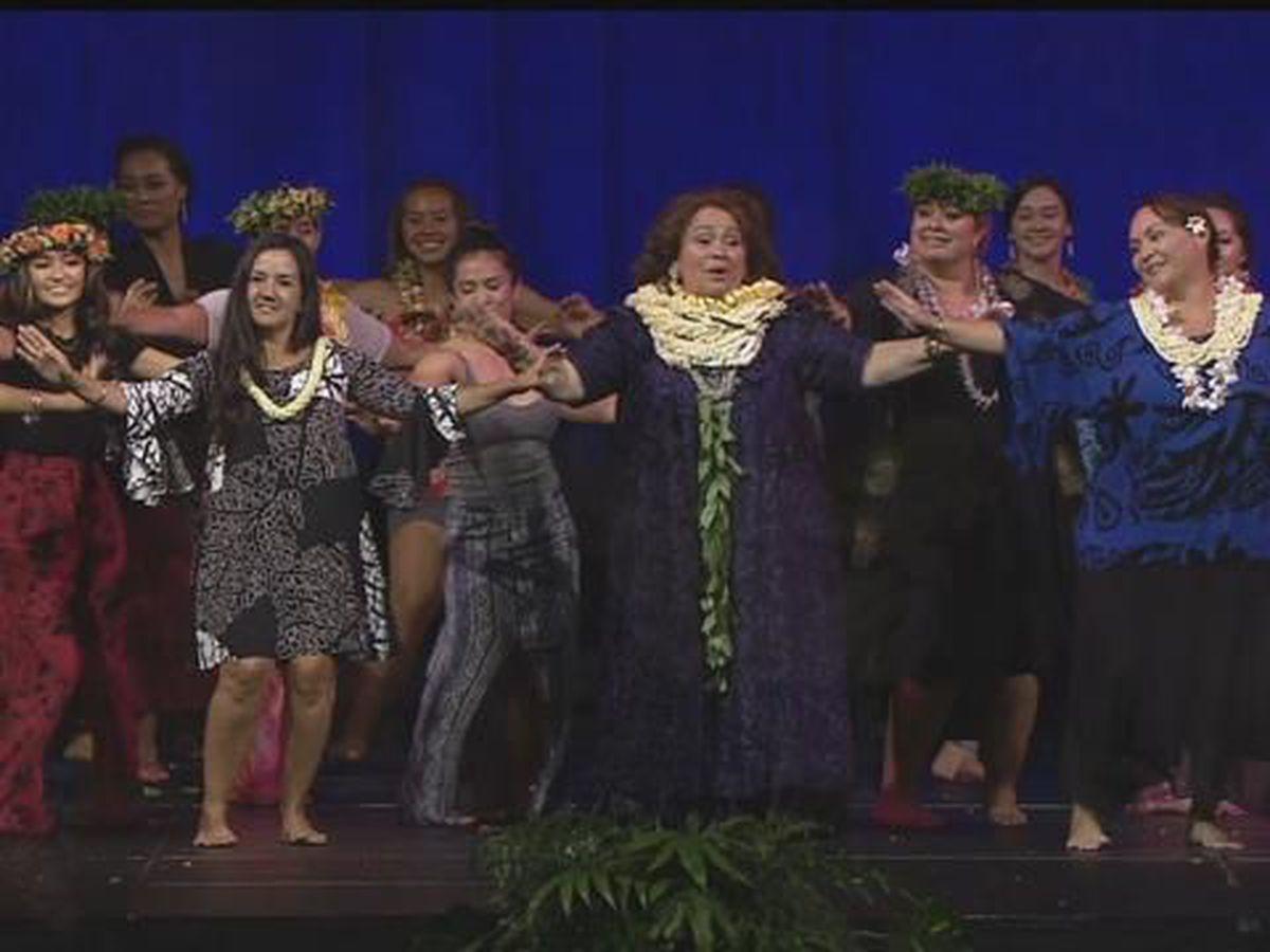 2018 Keiki Hula: Olana Ai Tribute