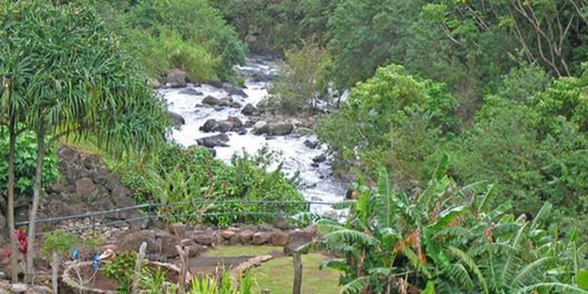 Panel calls for Iao Stream to return to former name