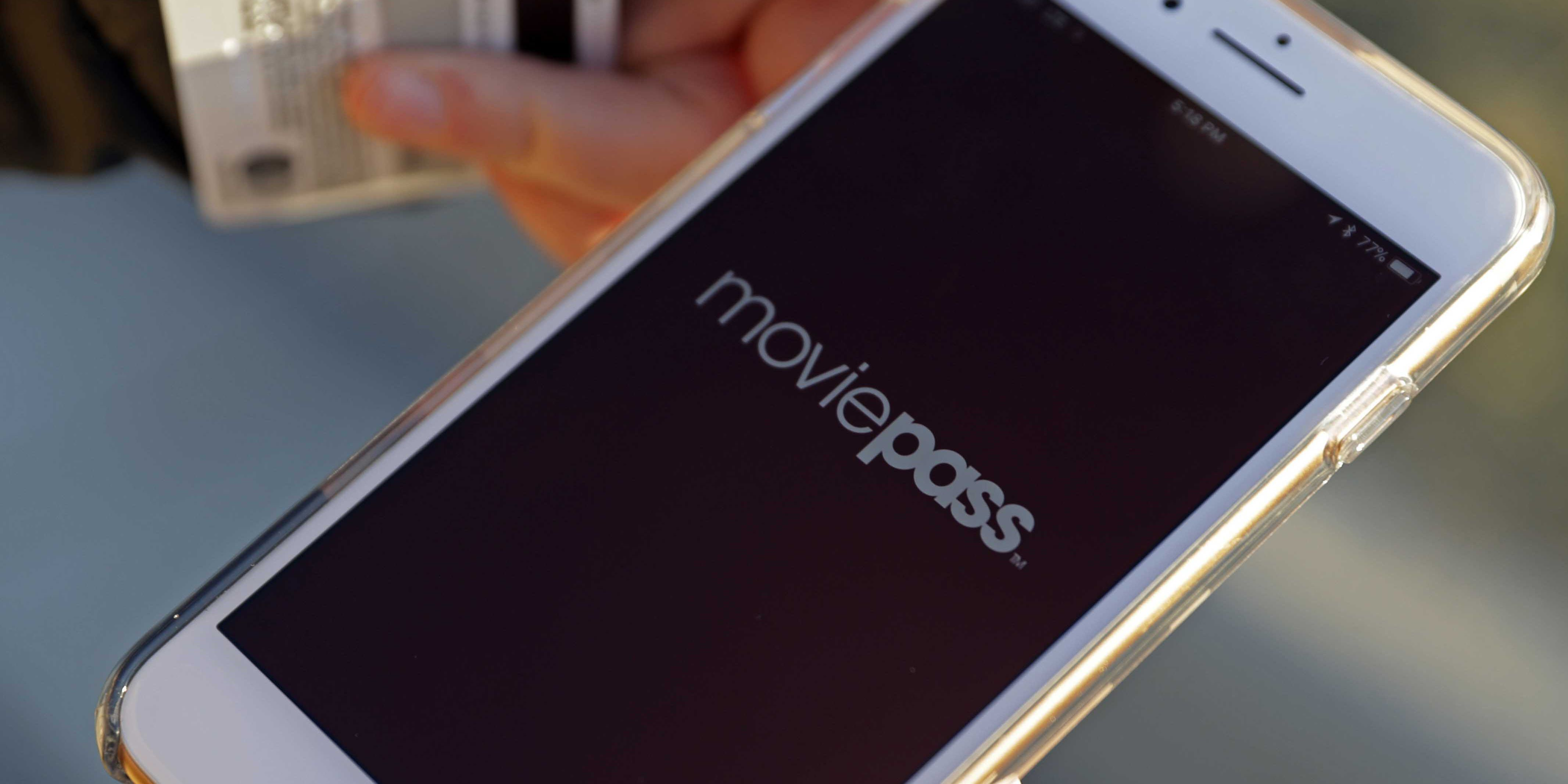 MoviePass brings back 'uncapped' subscription plan, with a few catches