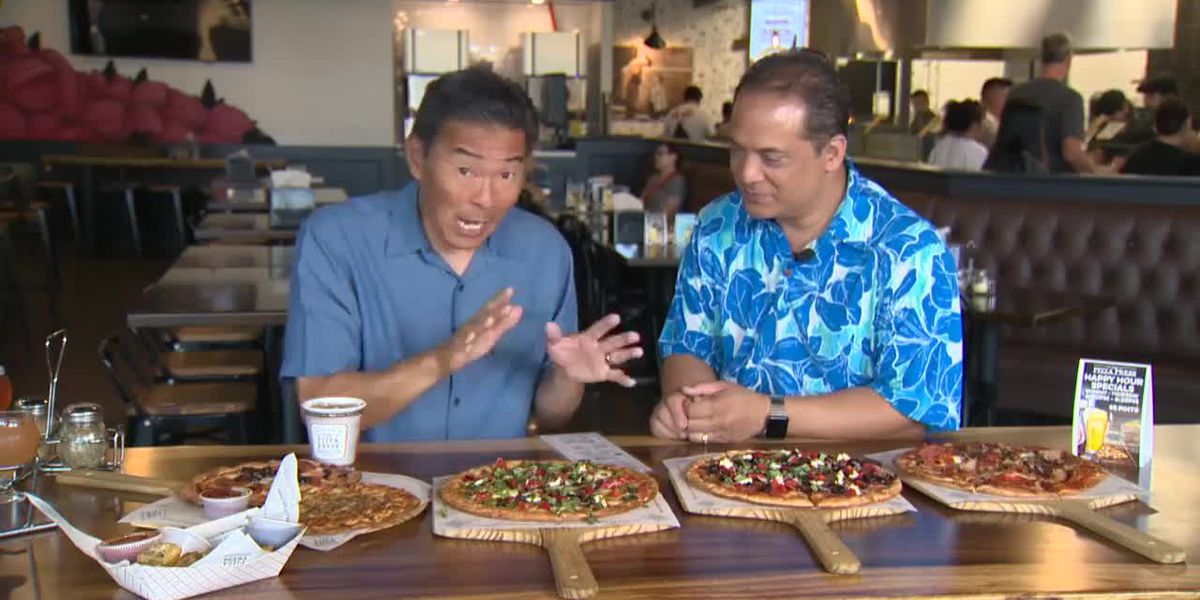 Cheap Eats: Pizza Press Pearl City