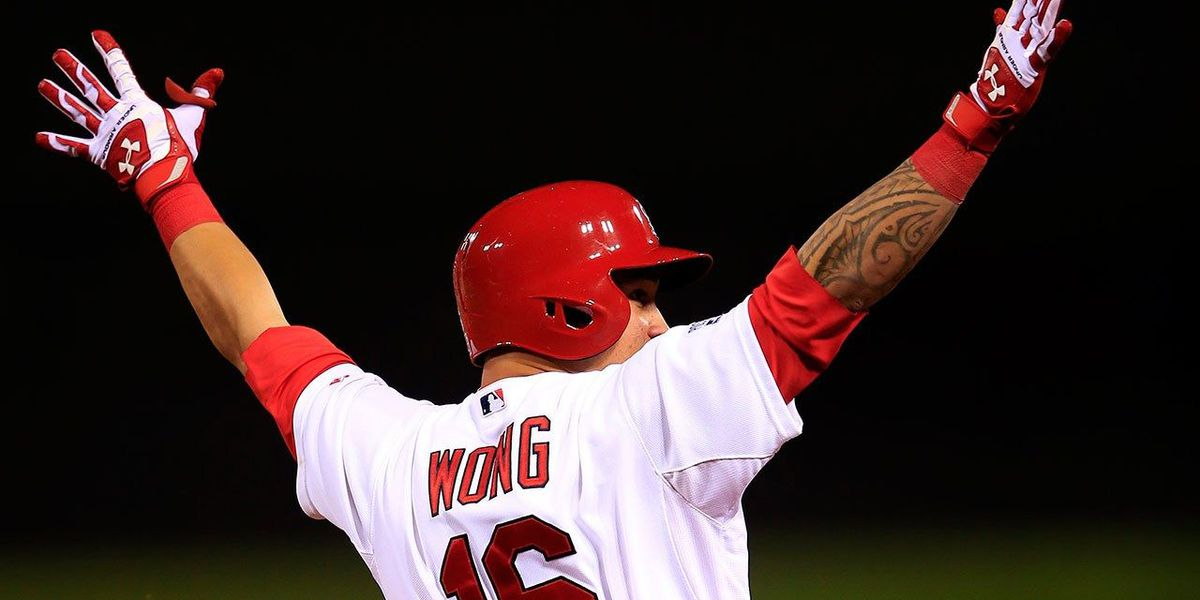 Wong surges in second printout of NL All-Star voting