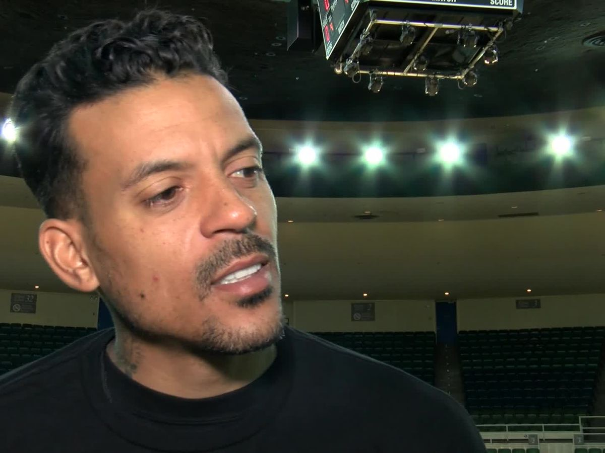 Matt Barnes recalls memories playing at the Oracle Arena for the Golden State Warriors