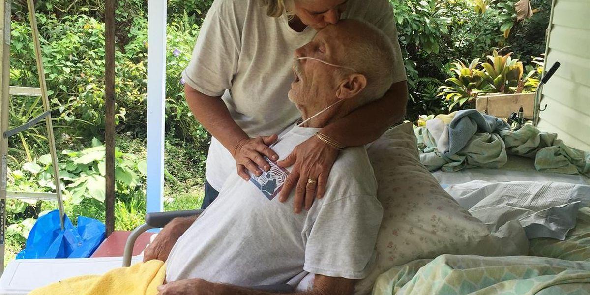 Vietnam veteran's dying wish: Improve VA health care