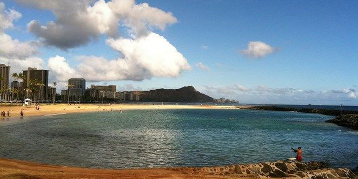 DLNR to replace buoys at Ala Moana Beach Park