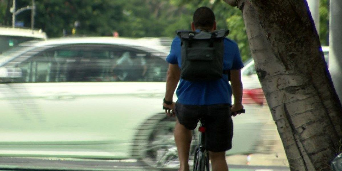 Bill would require office buildings to offer shower facilities for biking workers