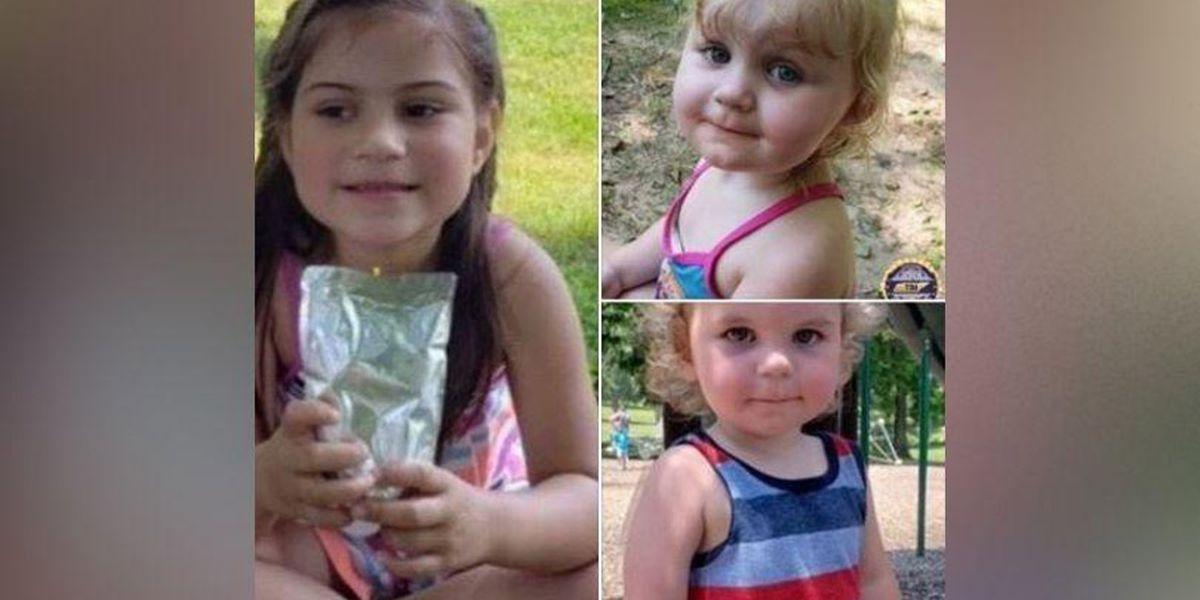 3 Tenn. children missing, endangered child alert issued