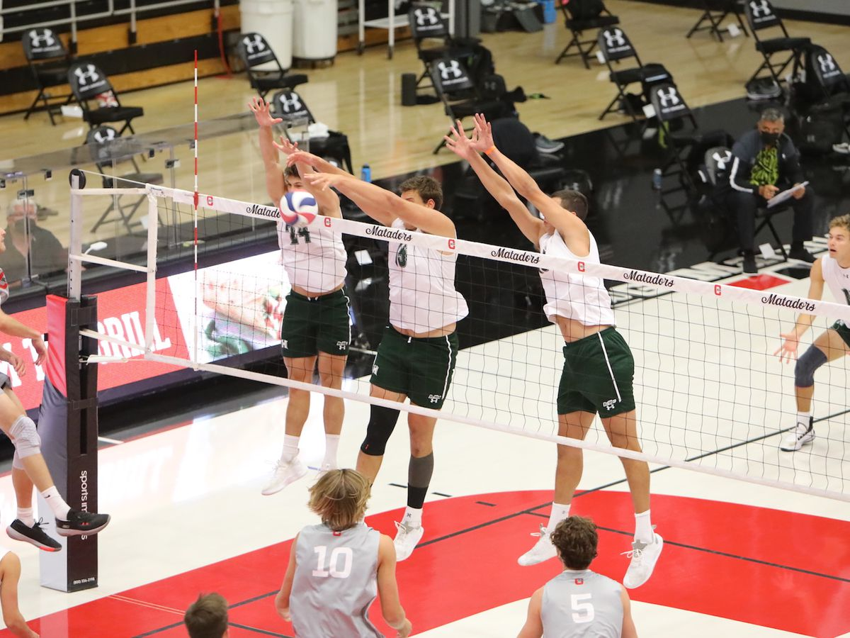 No. 1 Rainbow Warriors Volleyball take Big West Regular season title with sweep over CSUN