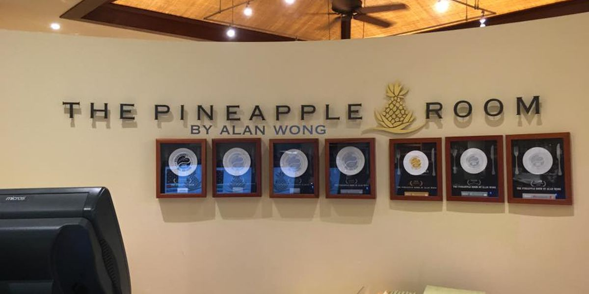 Alan Wong's 'The Pineapple Room' closing sooner than expected