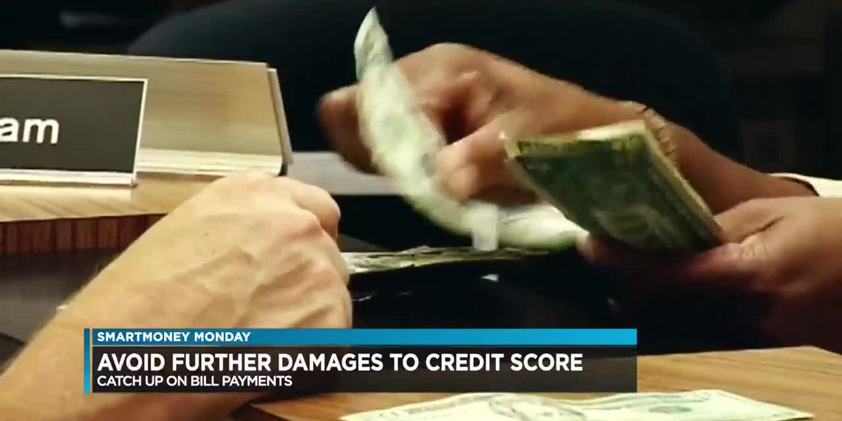 SmartMoney Monday: Rebuilding Your Credit