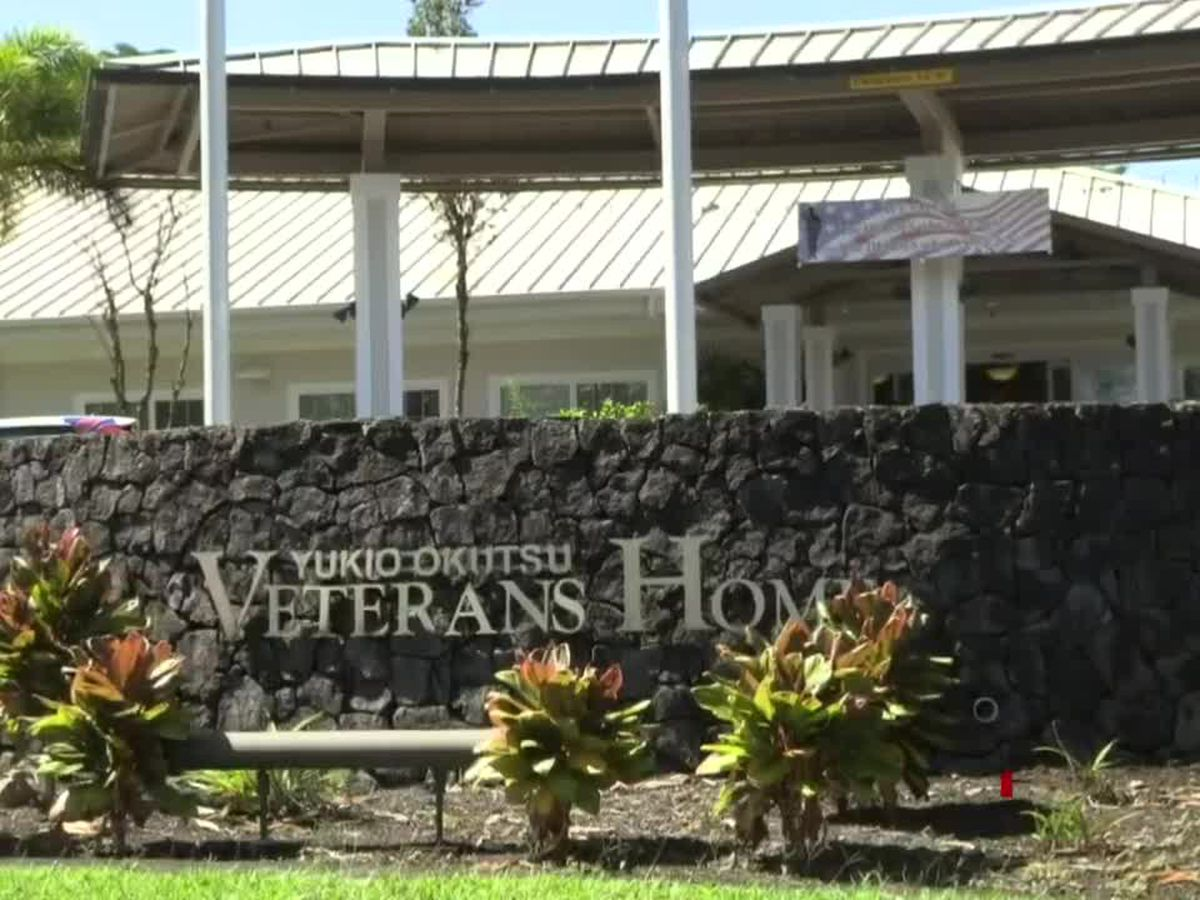 26th coronavirus fatality reported at Hilo's Yukio Okutsu Veterans Home