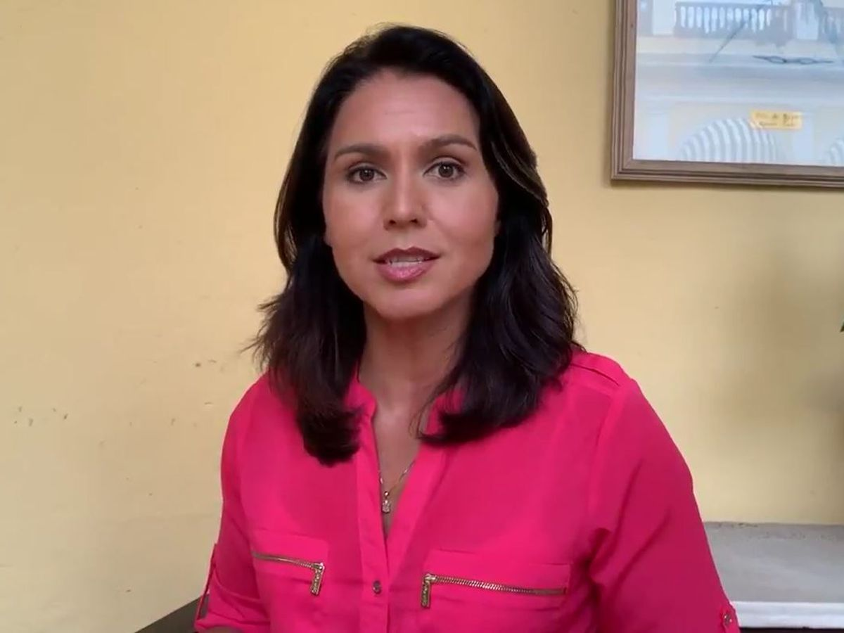 Gabbard urges governor to delay TMT construction, withdraw state of emergency