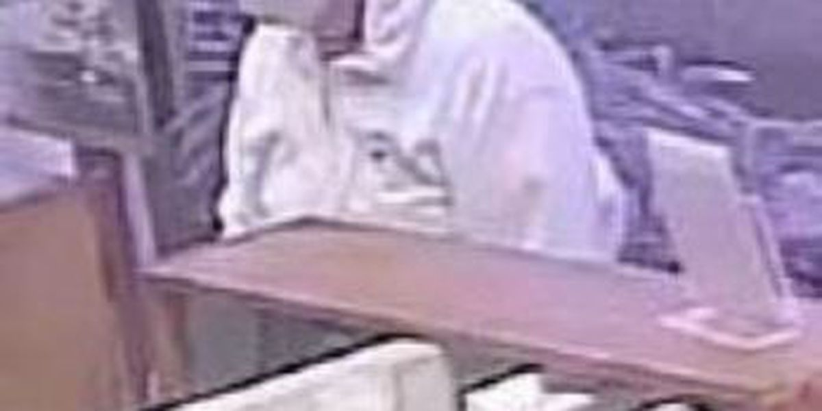 Police searching for suspect in Kaimuki bank robbery