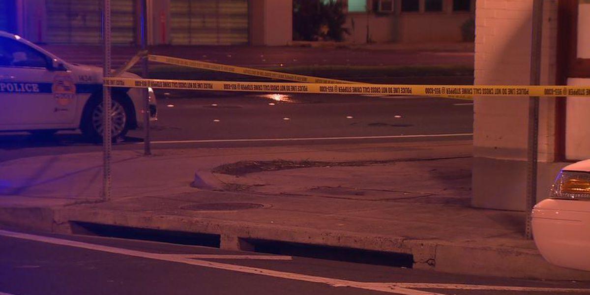 Honolulu police investigate stabbing in Chinatown