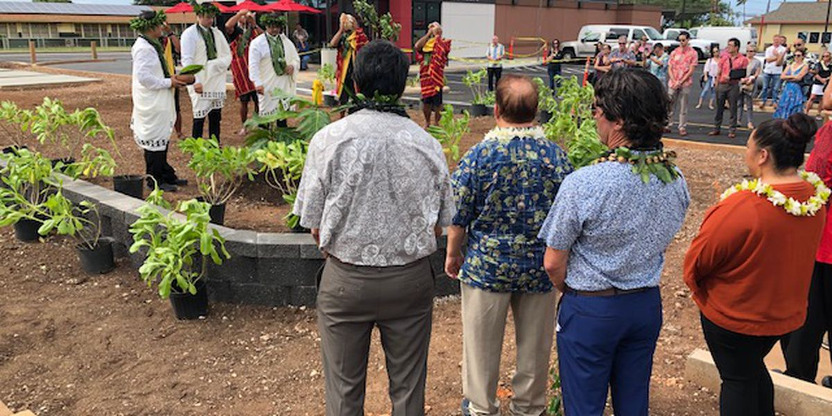 Nanakuli Village Center, a dream years in the making, becomes a reality
