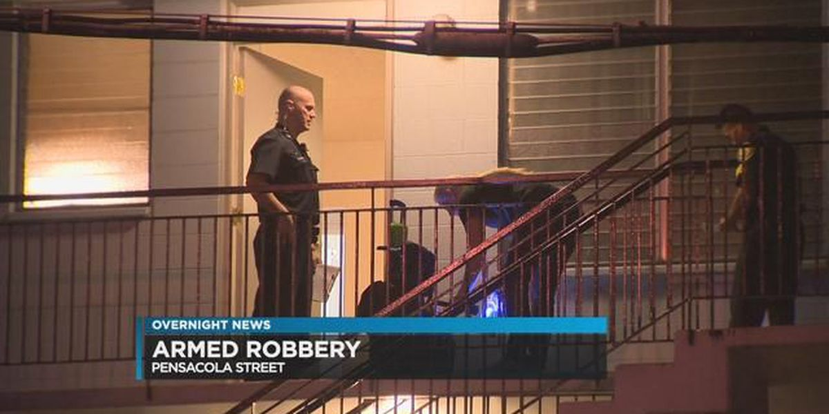 Honolulu police searching for suspects in armed robbery