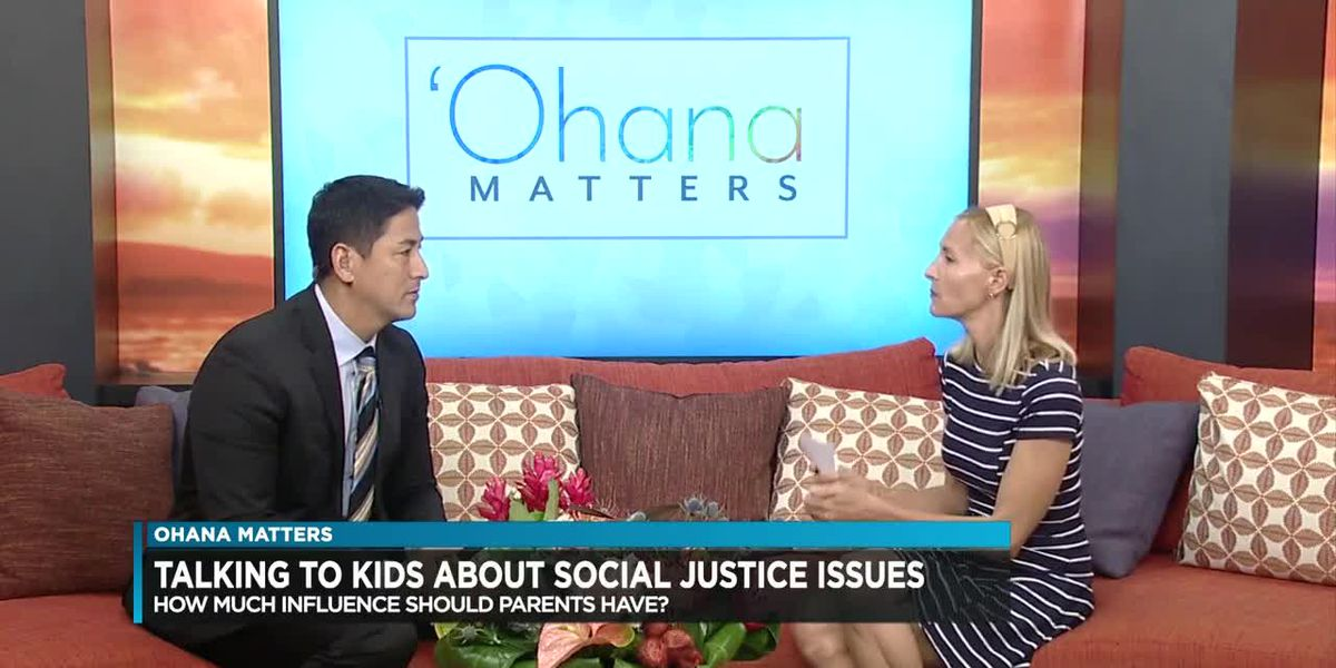 Ohana Matters: How political and social issues can impact children