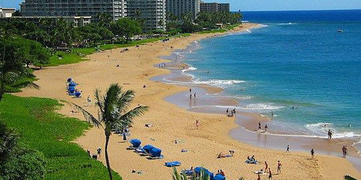 2 Hawaii beaches named among best in US