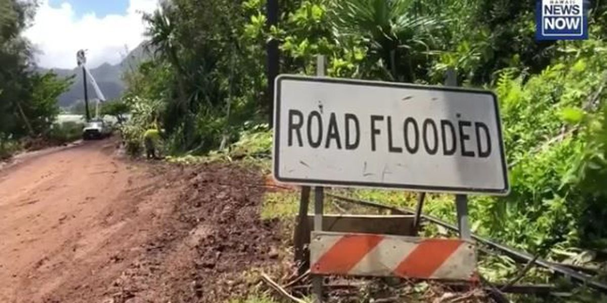 Kauai's north shore now accessible to emergency vehicles