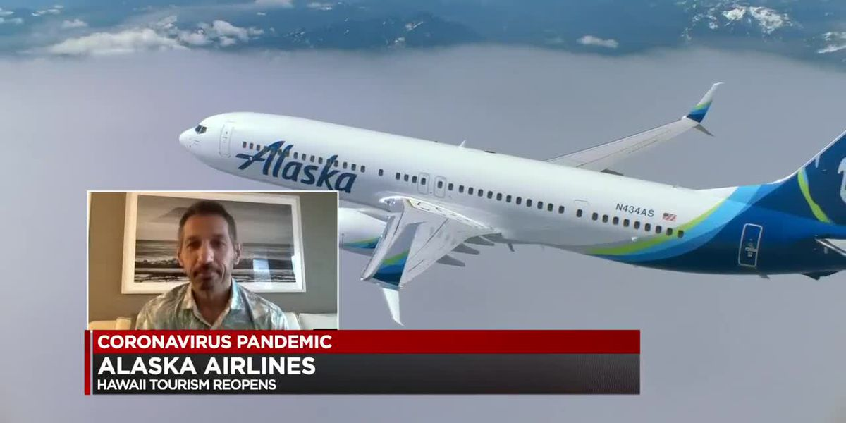 Alaska Airlines restores several Hawaii routes after launch of traveler testing program