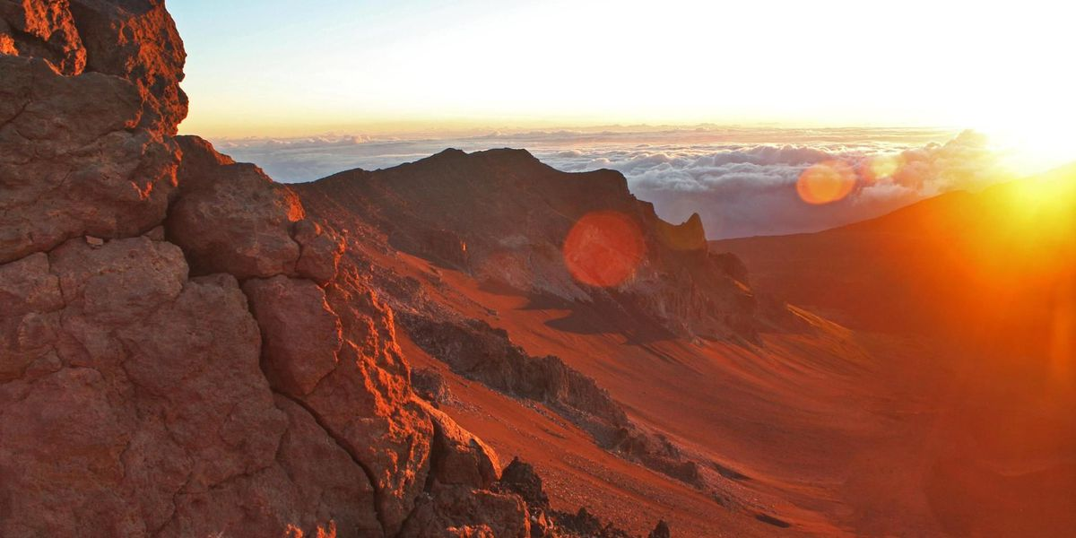 Haleakala sunrise viewing reservations required beginning Feb 1