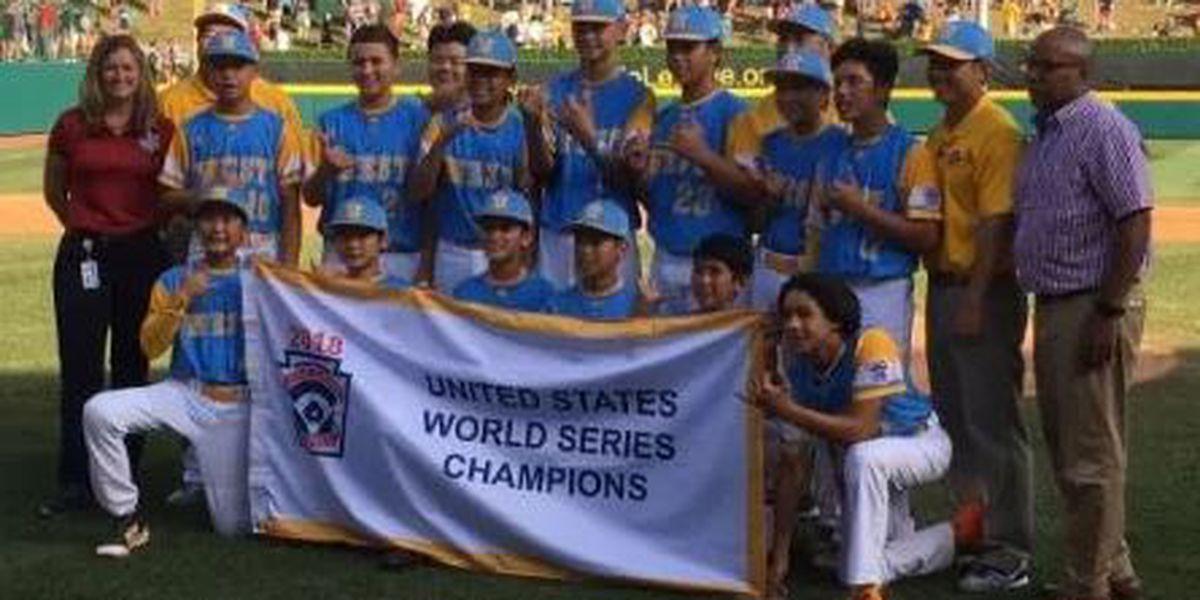 World Champs! Hawaii defeats 3-0 South Korea in Little League World Series Championship