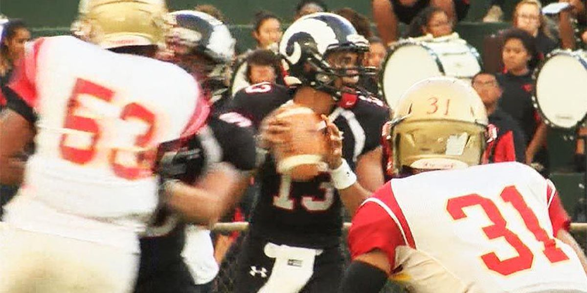 Radford, Kapaa to meet Friday for football's division two state title