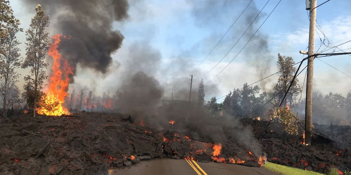 Bill to provide $60M in state funds for Big Island lava recovery set for final vote