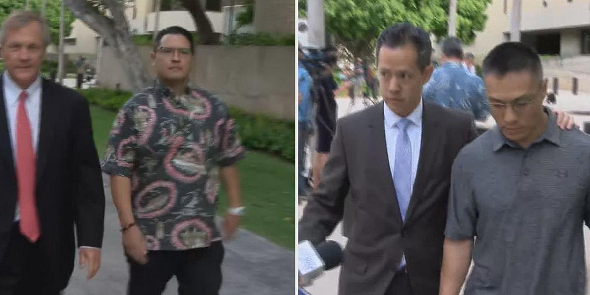 Sentencing set for 2 former HPD officers convicted in Kealoha corruption case