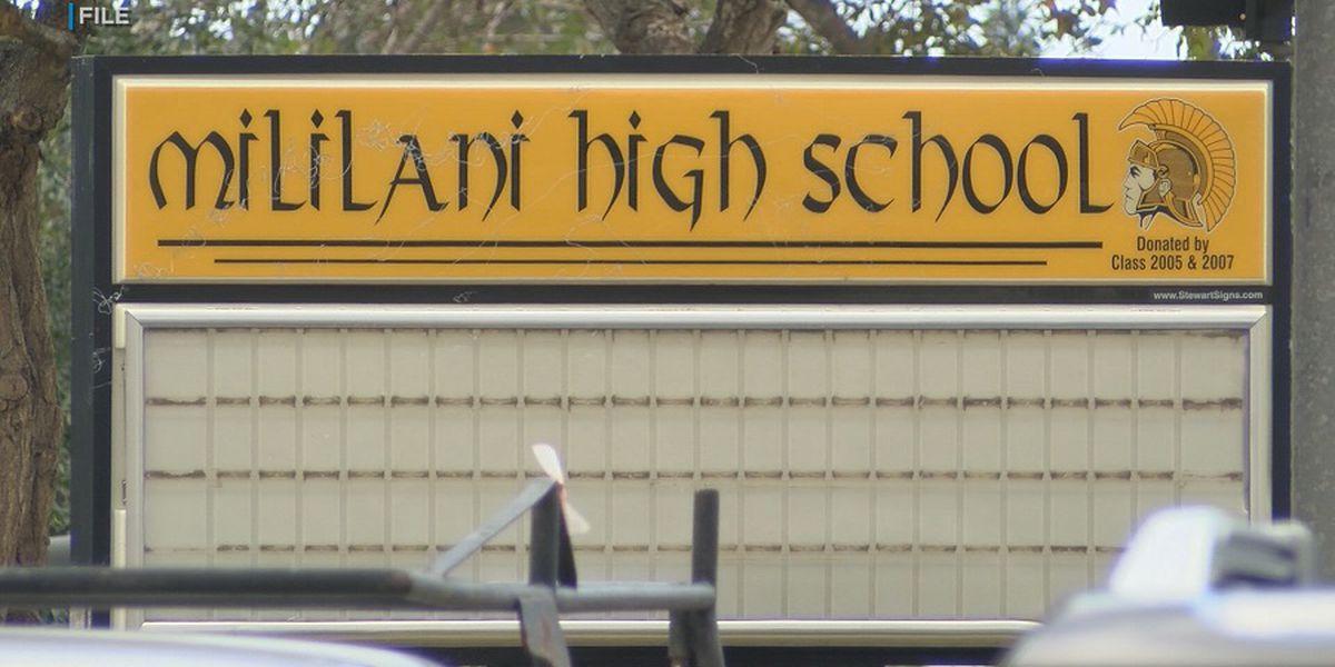 Authorities: Social media threat at Mililani High School not credible