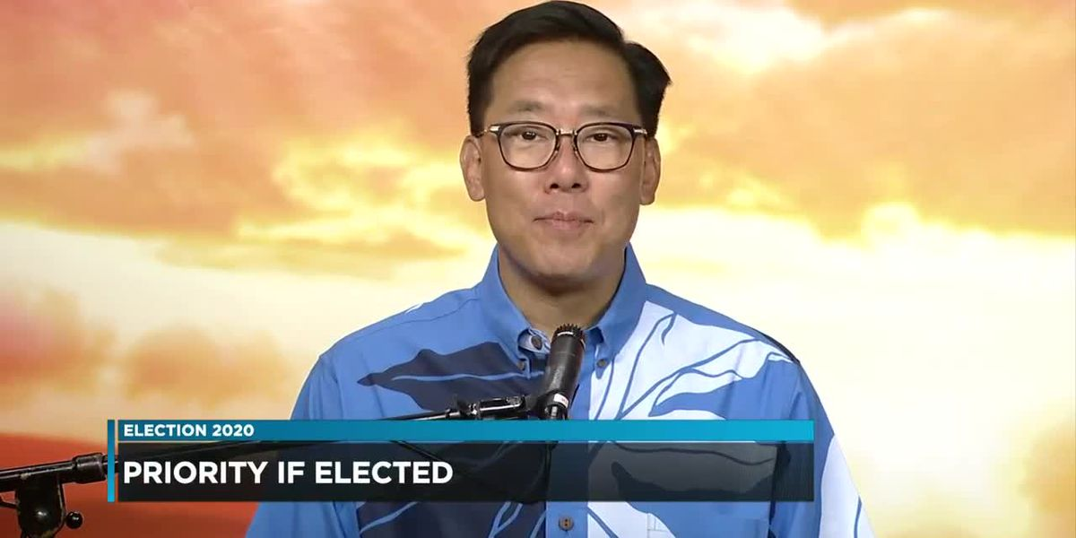 Honolulu mayoral candidate Keith Amemiya on qualifying for runoff in general election