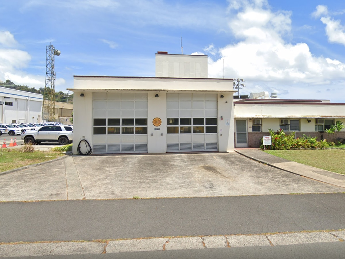 HFD temporarily closes Kalihi Uka station after firefighters test positive for COVID-19