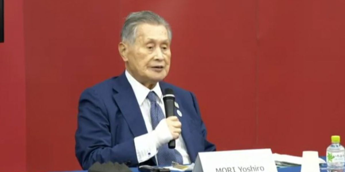Reports: Mori to resign Tokyo Olympics over sexist remarks